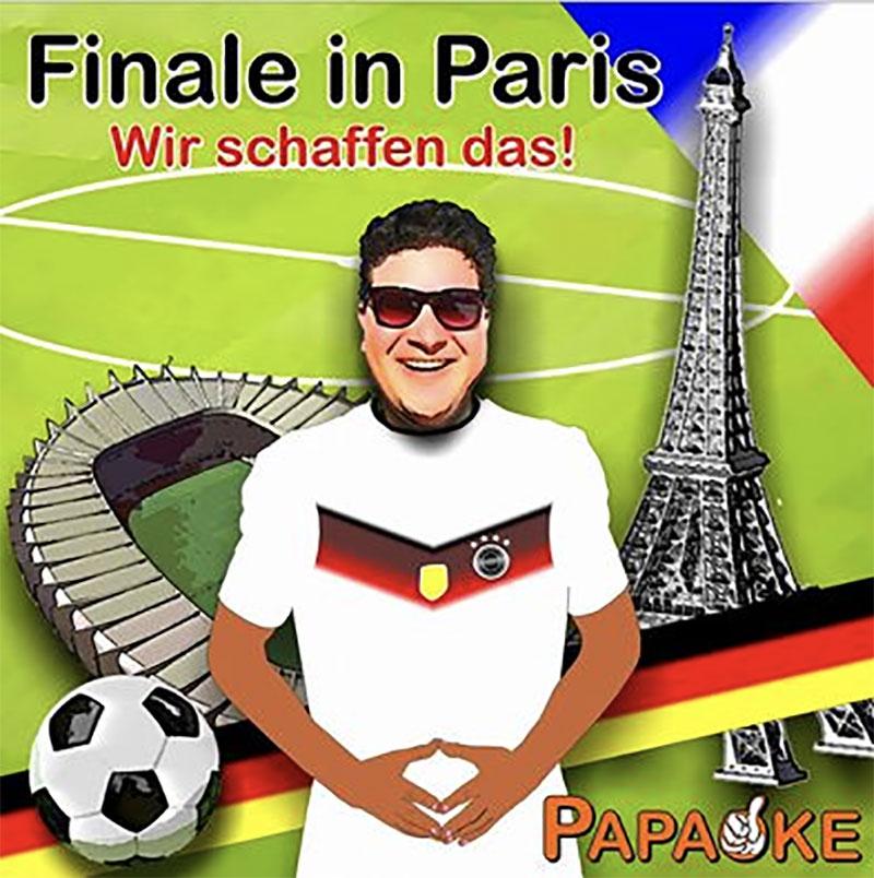 Finale in Paris